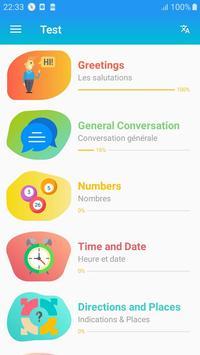 Ucz się angielskiej komunikacji - Awabe screenshot 3