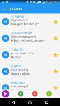 Learn Korean dagelijks - Awabe screenshot 5