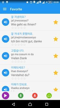 Learn Korean täglich - Awabe Screenshot 5