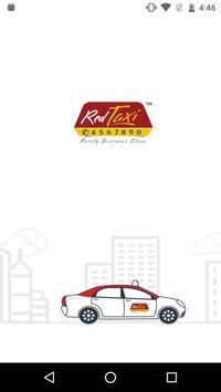 Red Taxi poster