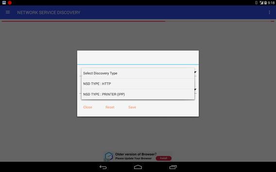 Network Manager - Network Tools & Utilities (Pro) imagem de tela 10