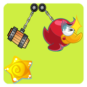 The UpFlying Duck icon