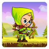 Tiny Archers Runner icon