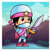 White Girl Ninja icon
