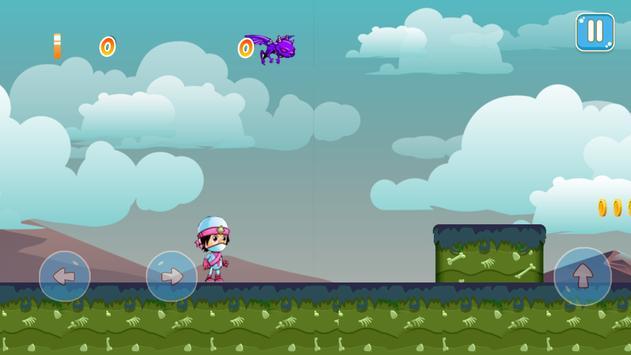 White Girl Ninja screenshot 1