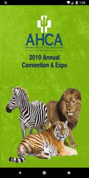 AHCA Convention poster