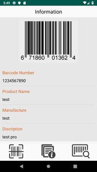 EAN Database screenshot 3