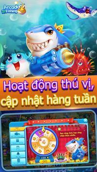 Arcade Fishing ảnh chụp màn hình 9