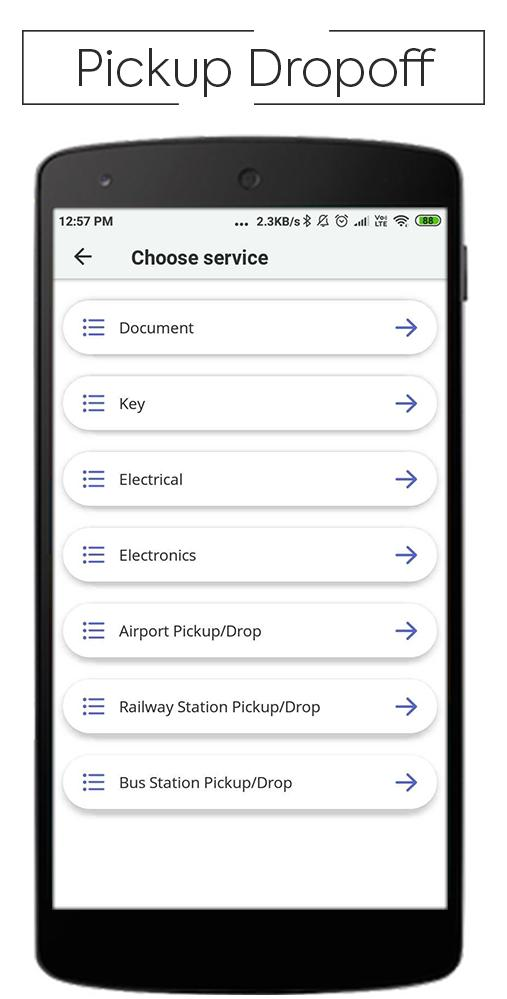 EaseBuoy - 24×7 On-Request Delivery Service App for Android - APK