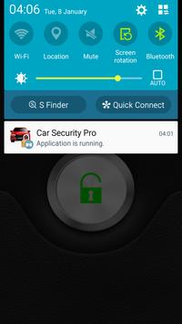 Car Security Alarm Pro screenshot 3