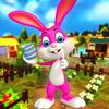 Easter Bunny IO: Easter Egg Hunt アイコン