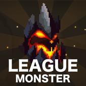 LeagueMon VIP - League Monster Defence icon