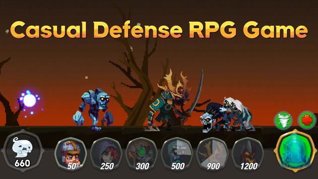 LeagueMon VIP - League Monster Defence screenshot 2
