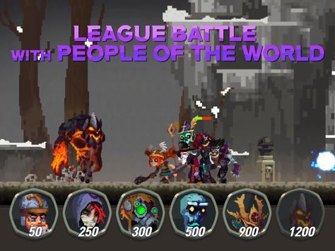 LeagueMon VIP - League Monster Defence screenshot 3