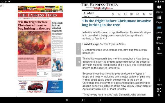 Easton Express-Times screenshot 7