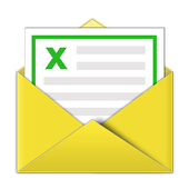 Contacts Backup -- Excel & Email icon