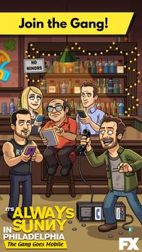 It's Always Sunny: The Gang Goes Mobile पोस्टर