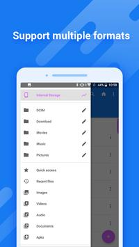Easy File Manager screenshot 2
