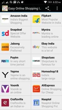 Free Online Shopping India App screenshot 5