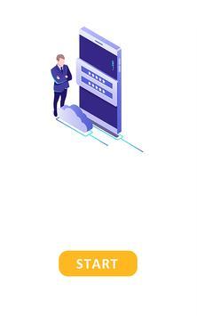 Easy Password poster