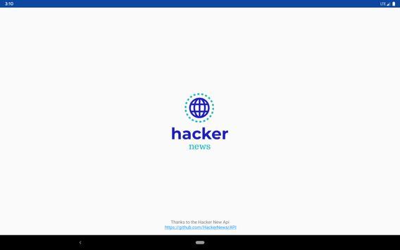 Hacker News screenshot 11