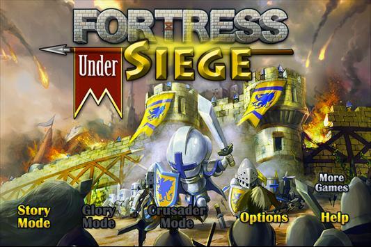 Fortress Under Siege الملصق