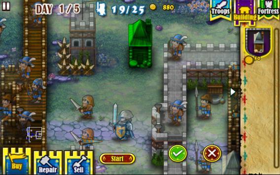 Fortress Under Siege تصوير الشاشة 9