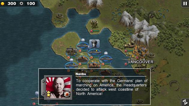 download glory of generals pacific war mod apk