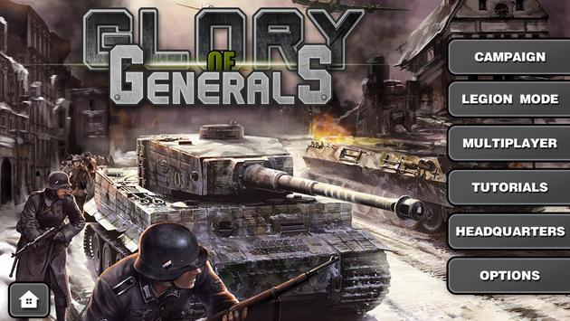 Glory of Generals HD screenshot 10