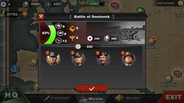 World Conqueror 3 screenshot 11