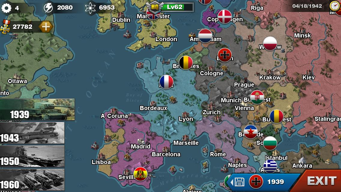 World Conqueror 3 for Android - APK Download