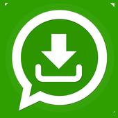 Easy Status Saver : Status video maker App icon