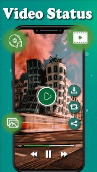 Easy Status Saver : Status video maker App screenshot 2