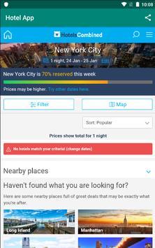 Hotel Booking screenshot 3