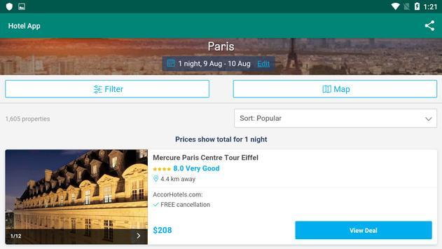 Hotel Booking screenshot 9