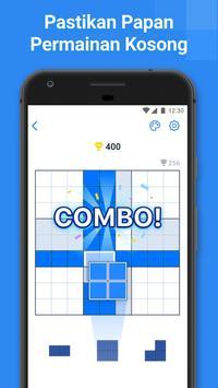 Blockudoku - Permainan Teka-teki Blok syot layar 1