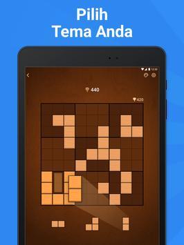 Blockudoku - Permainan Teka-teki Blok syot layar 14