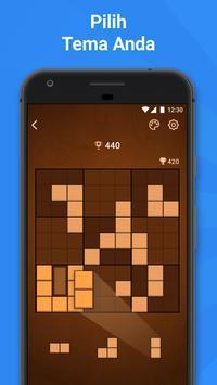 Blockudoku - Permainan Teka-teki Blok syot layar 6