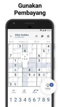 Killer Sudoku syot layar 6
