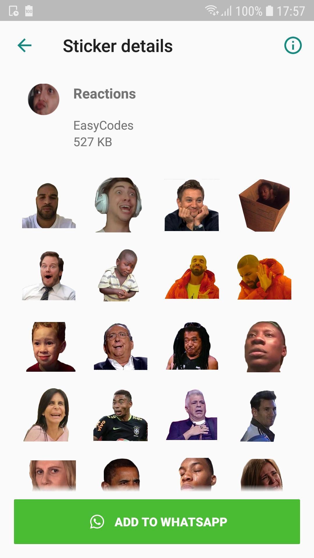 Figurinhas Memes Brasileiros Wastickerapps Para Android Apk Baixar