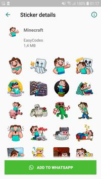 WAStickerApps - Games stickers for Whatsapp स्क्रीनशॉट 7