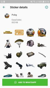 WAStickerApps - Games stickers for Whatsapp スクリーンショット 4