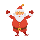 Christmas Stickers icono