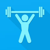 FastNFitness - Body, Cardio & Fitness tracking icon