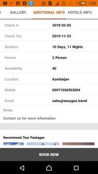 EasyGoo Flights, Hotels, Travel Deals Booking App screenshot 3