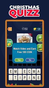 Christmas Quiz Game screenshot 1