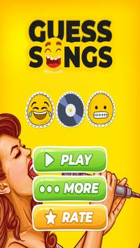 Guess The Song game screenshot 1
