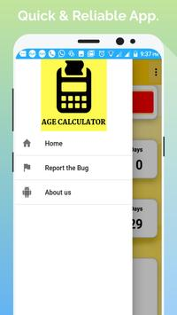 Age Calculator By Birth Date (No Internet  Needed) screenshot 4
