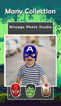 Ninja Photo Studio screenshot 2