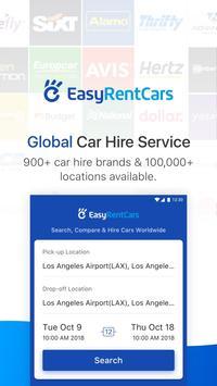 EasyRentCars Cartaz